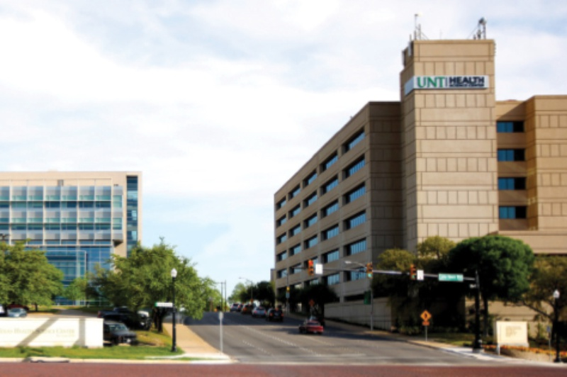 UNT Health Coaching Technology Helps Tarrant County's Most Vulnerable Population