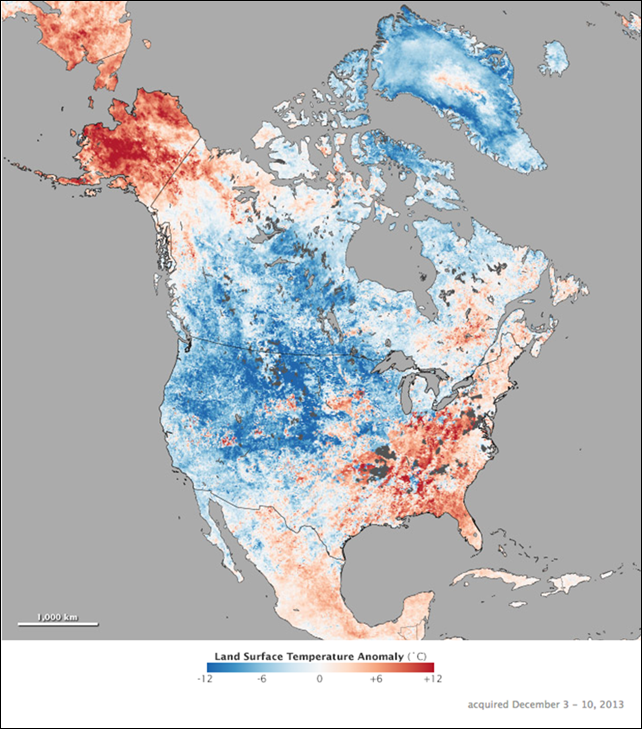 Cold As Well As Heat Aggravates Multiple Sclerosis Symptoms In - Us low temperature map