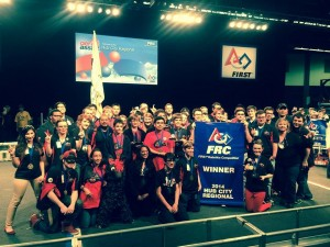 Texas Tech Robotics Team composed of Middle, High School Students Qualifies for National Robotics Competition