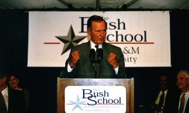 Bush Family Legacy Of Public Service Exemplifies 6th China-U.S. Relations Conference in Houston