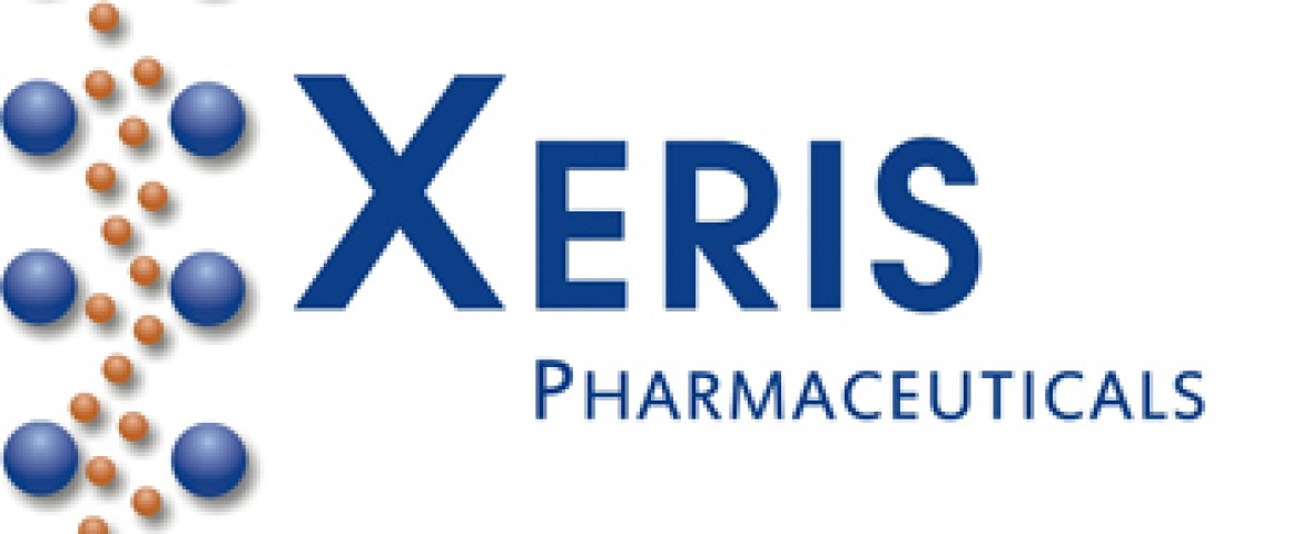 SBIR Fast Track Grant To Launch Xeris Pharmaceuticals' Development of Mini-Dose Pen for Hypoglycemia