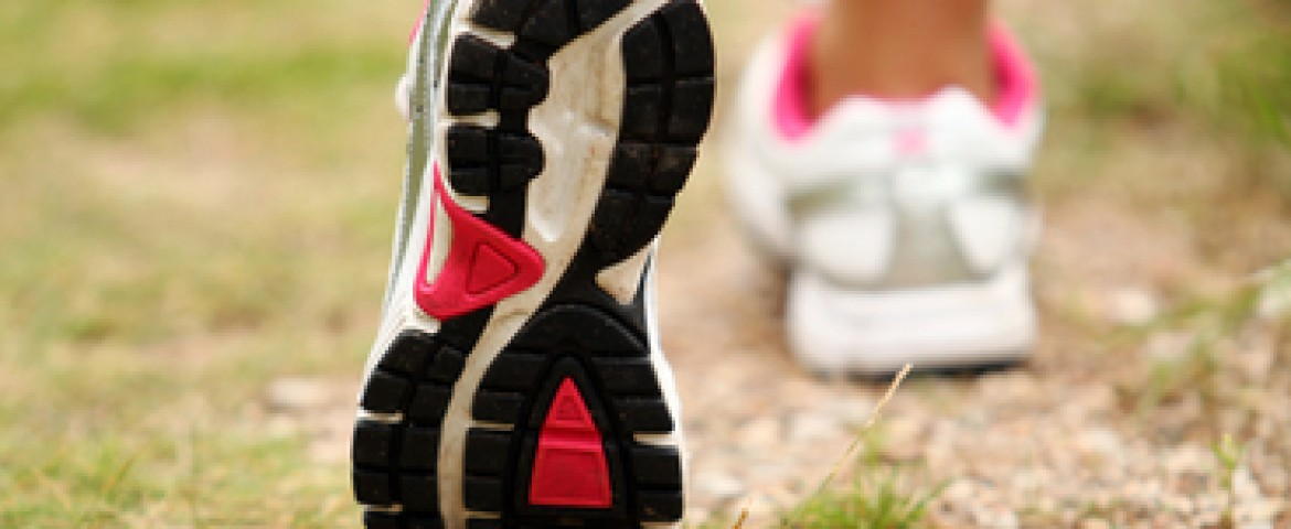 Study Shows COPD Patients Benefit From Daily Walk